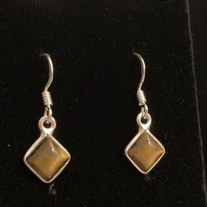 Silver Minimalist Earrings